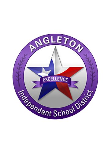 Angleton ISD logo