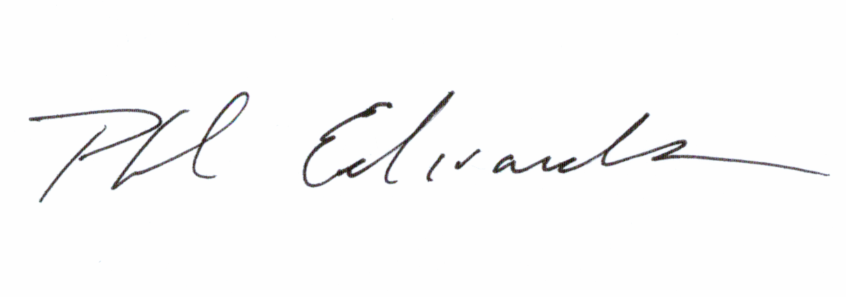 Phil Edwards signature