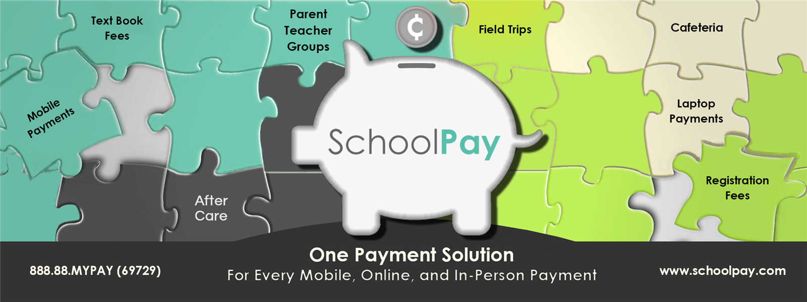 SchoolPay / How to Use SchoolPay