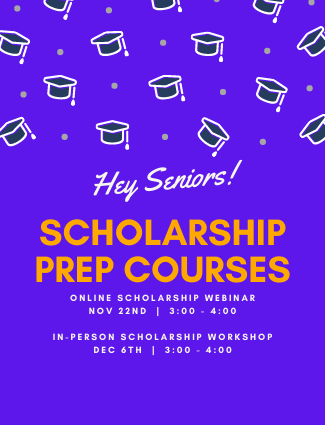 Scholarship Prep Workshops