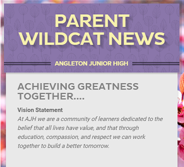 Parent Wildcat News!